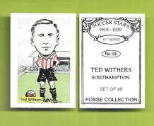 Southampton Ted Withers 39 (FC)